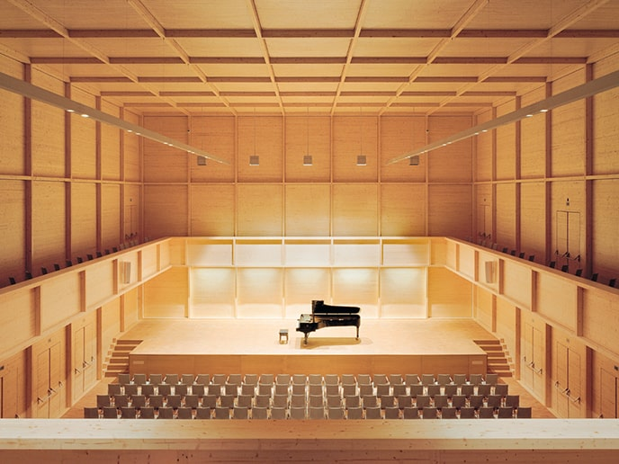 Franz Liszt Konzertsaal